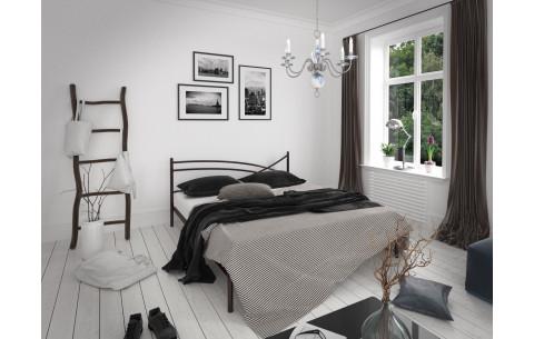 Металлическая кровать Гвоздика Tenero