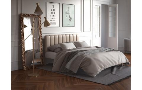 Металлическая кровать Фуксия Tenero