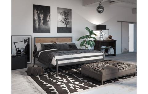 Металлическая кровать Герар Tenero