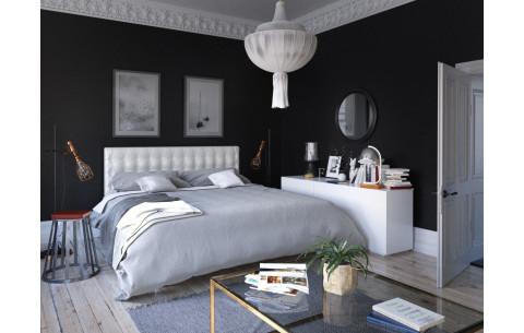 Металлическая кровать Глория Tenero