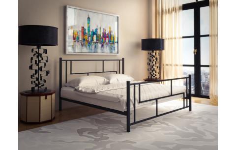 Металлическая кровать Амис  Tenero