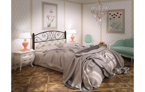 Металлическая кровать Астра Tenero