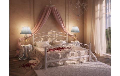 Металлическая кровать Дармера Tenero