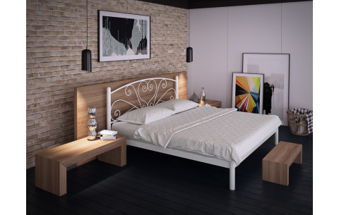 Металлическая кровать Карисса Tenero