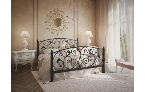 Металлическая кровать Магнолия Tenero