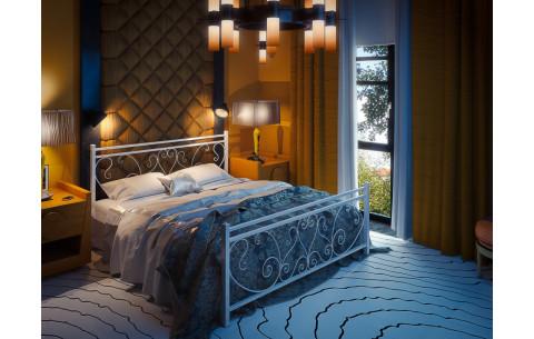 Металлическая кровать Монстера Tenero