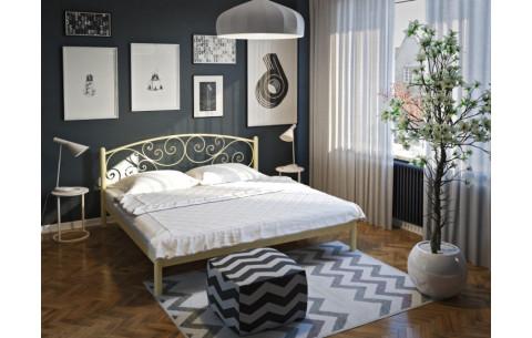 Металлическая кровать Лилия Tenero