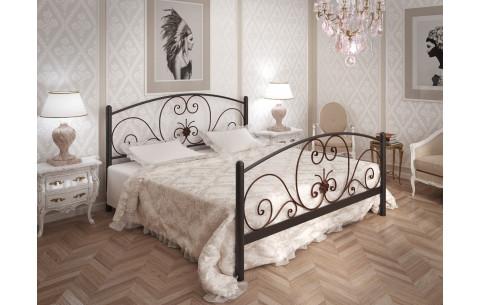 Металлическая кровать Нимфея Tenero