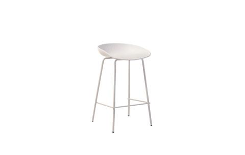 Полубарный стул B-06 Vetro