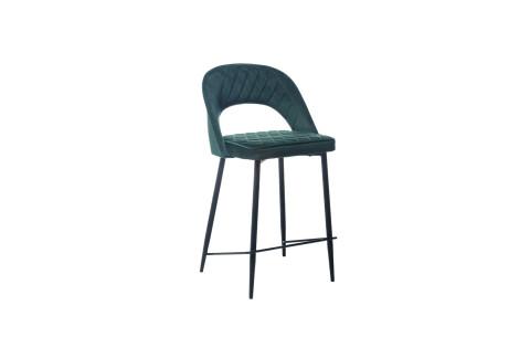 Полубарный стул B-125 Vetro