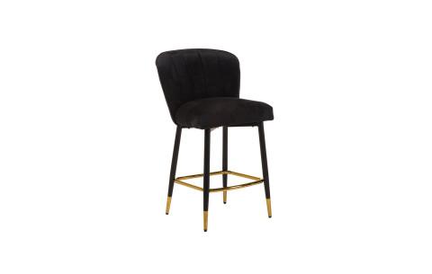 Полубарный стул B-126 Vetro