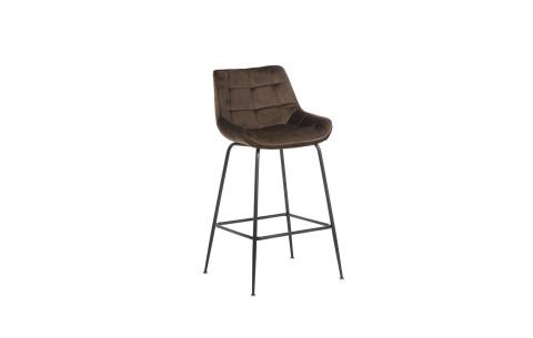 Полубарный стул B-140 Vetro