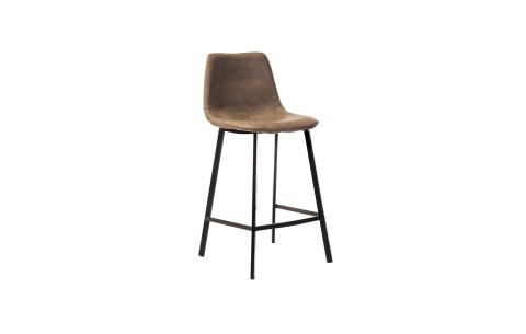 Полубарный стул B-16 Vetro