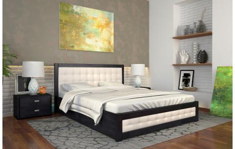 Кровать деревянная Рената Д с подъемным механизмом Arbor Drev
