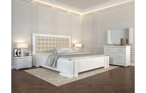 Кровать деревянная Амбер с подъемным механизмом Arbor Drev