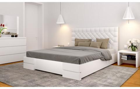 Кровать деревянная Камелия Квадрат с подъемным механизмом Arbor Drev