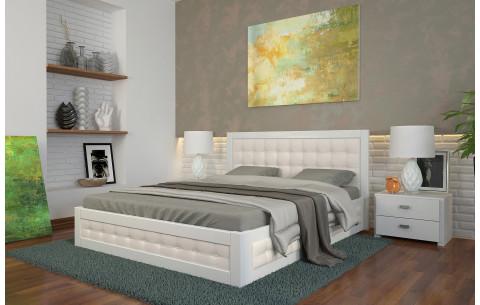 Кровать деревянная Рената М с подъемным механизмом Arbor Drev