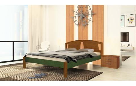 Деревянная кровать Британия Дерево-Комби ЧДК