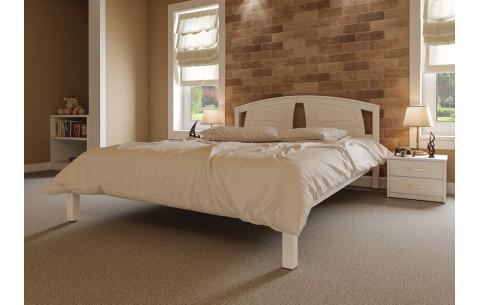 Деревянная кровать Британия ЧДК