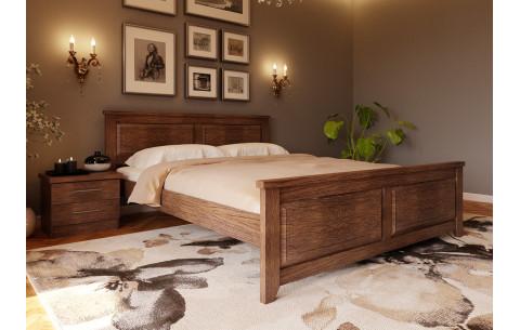 Деревянная кровать Майя New ЧДК