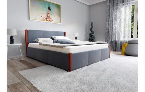Деревянная кровать Сеул с подъемным механизмом ЧДК
