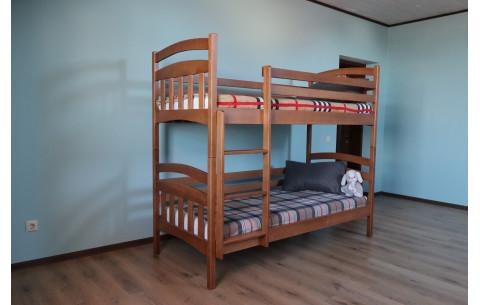 """Двухъярусная кровать-трансформер """"Бэмби""""  Дримка"""