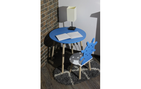 Детский сет LUNA стол+стул Atlantis