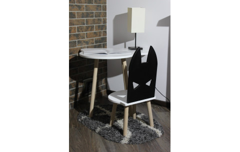 Детский сет LUNA стол+стул Batman