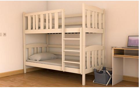 Двухъярусная деревянная кровать- трансформер Челси Luna