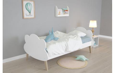 """Детская кровать """"Cloudy"""" Luna"""
