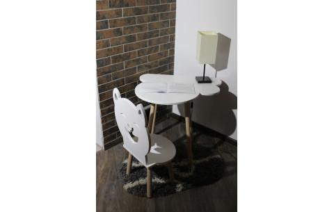 Детский сет LUNA стол+стул Twins