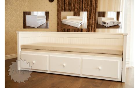 Детская кровать - трансформер 80/160х200 см с ящиками Герда Venger