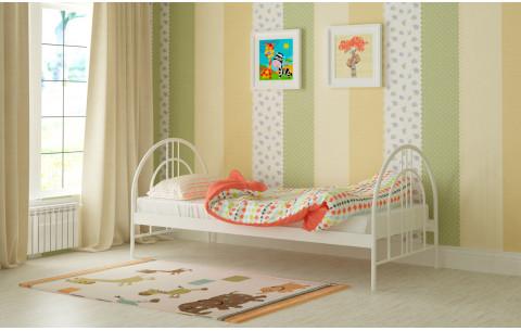 Металлическая кровать Алиса Люкс LaVito