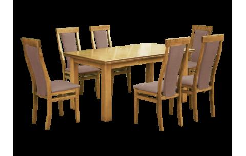 Комплект: Стол Классик + стулья Миран Марко