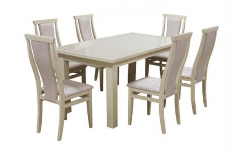 Комплект кухонный: Стол Классик + стулья Марэк 3 Марко