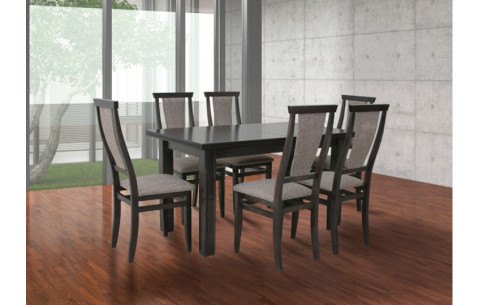 Комплект кухонный: Стол Классик + стулья Марэк 1 Марко