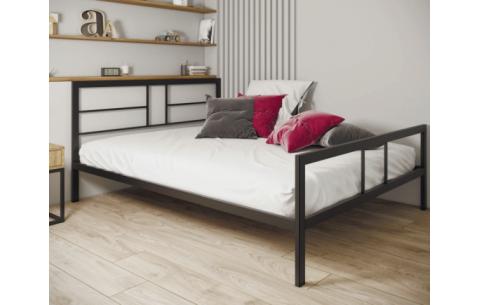 Металлическая кровать Дабл Металл-Дизайн