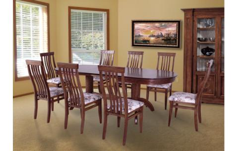 Комплект кухонный: Стол и стулья Версаль Марко