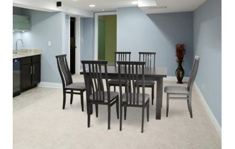 Комплект кухонный: Стол Классик + стулья Макар Марко