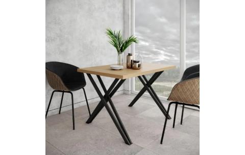 Обеденный стол Бруно Металл-Дизайн