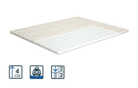 Матрас Topper-futon 1/Топпер-футон 1 бязь/жаккард Matroluxe™