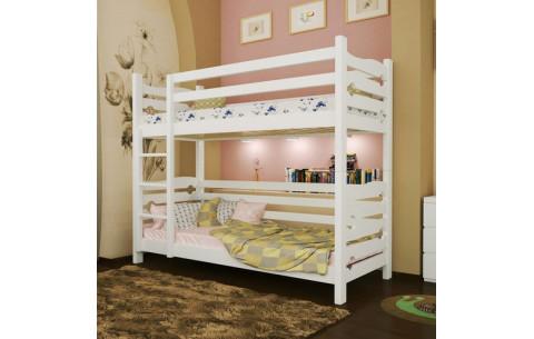 Двухъярусная деревянная кровать трансформер  Лилу