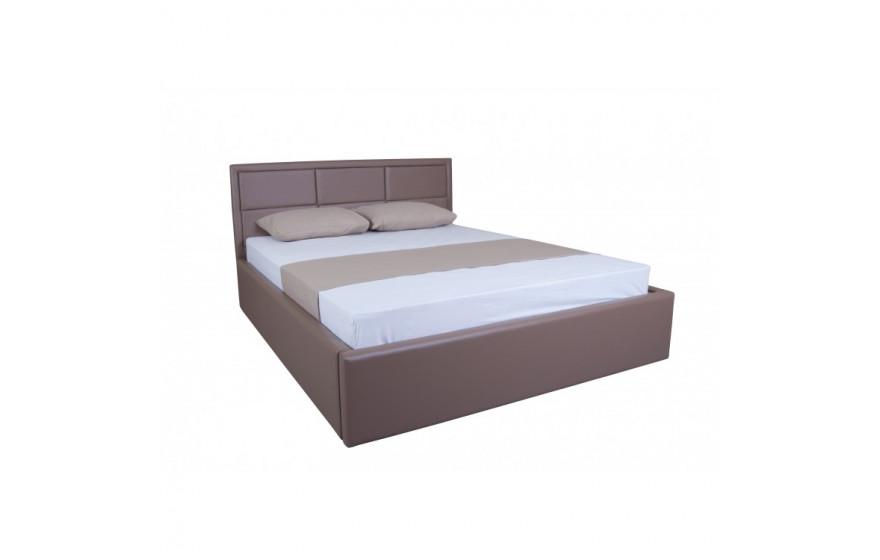 Двуспальная кровать Агата с механизмом подъема Melbi