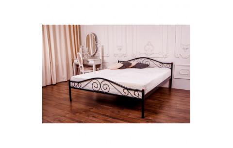 Металлическая кровать Элис Люкс Melbi