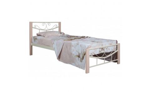 Металлическая односпальная кровать Эмили Melbi