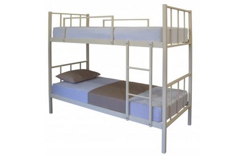 Металлическая двухъярусная кровать Грета  Melbi