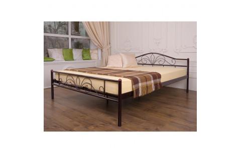 Металлическая кровать Лара Люкс Melbi