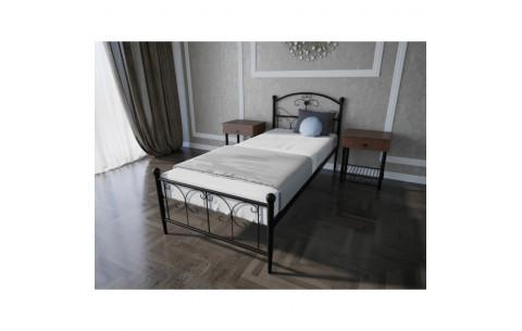 Металлическая односпальная кровать Патриция Melbi