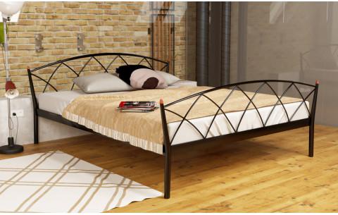 Металлическая кровать  Jasmine Elegance-2 (Жасмин Елеганс-2)  Метакам