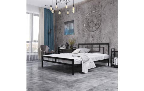 Металлическая кровать Квадро Металл-Дизайн